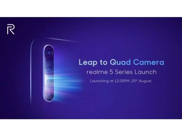 Realme 5 Pro will come with 48MP camera with Sony IMX586