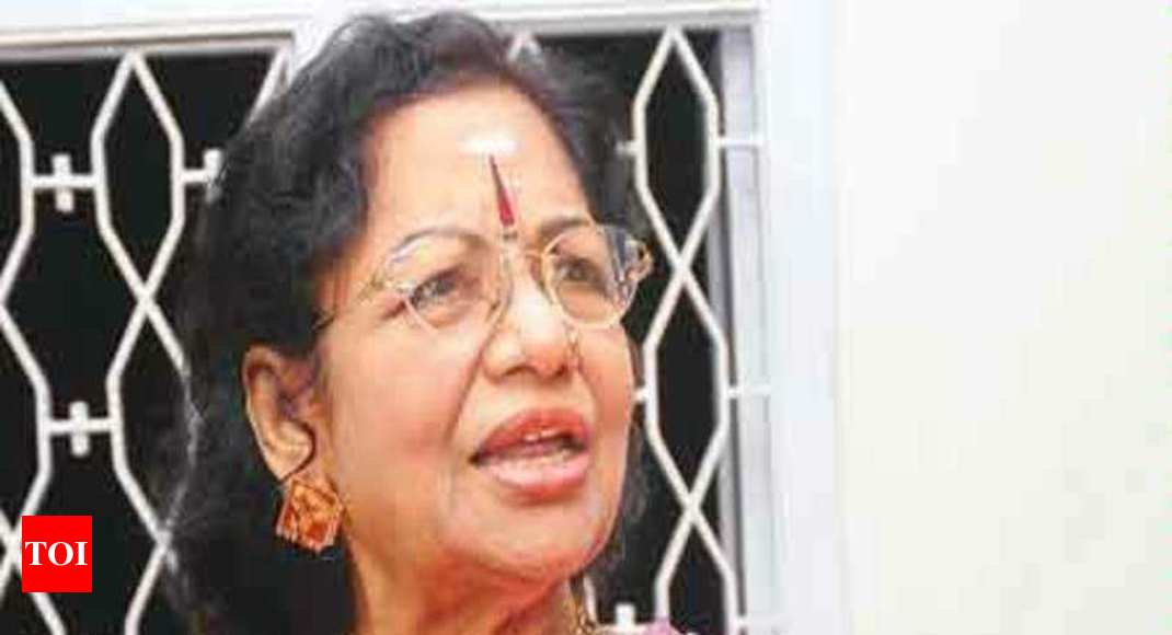 Musical tribute to be paid to actor Rajasulochana - Times of India
