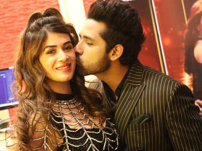 Bandgi reacts to wedding with beau Puneesh