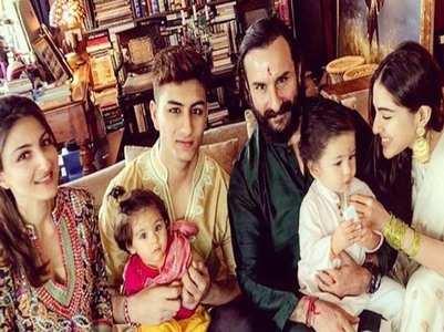 Pics: Meet the tiny tot siblings of Bollywood