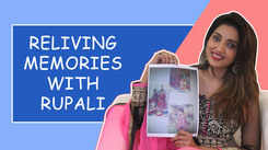 Reliving Memories with Rupali Bhosale | EXCLUSIVE | | Bigg Boss Marathi 2 |