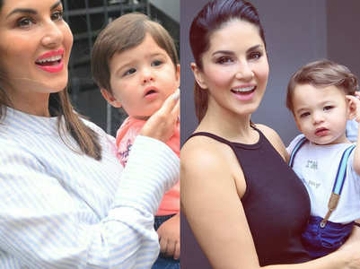 Sunny Leone is the hottest mommy after Kareena