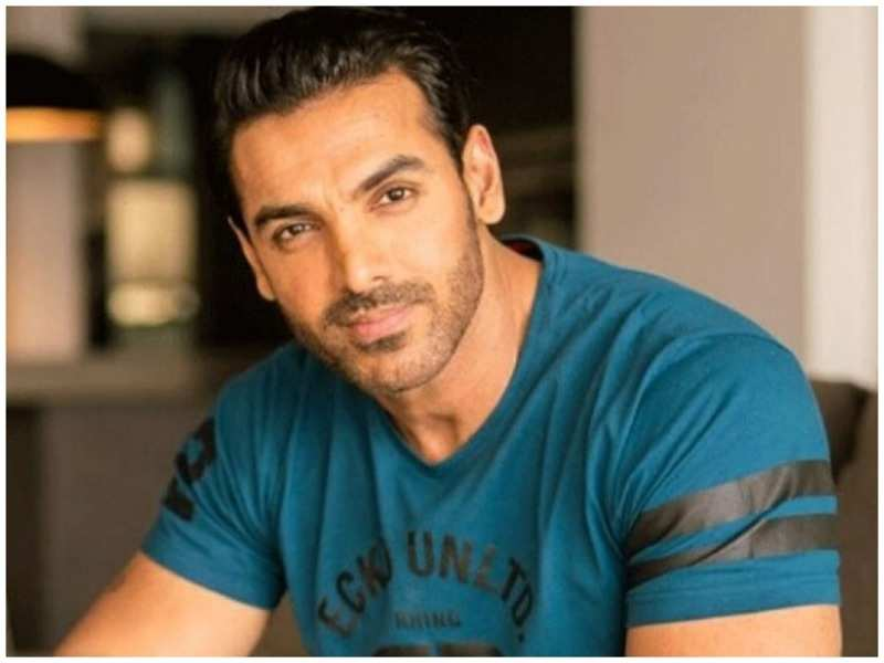 When John Abraham was scolded by his mother | Hindi Movie News - Times of India
