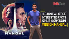 Akshay Kumar: I learnt a lot of interesting facts while working in 'Mission Mangal'