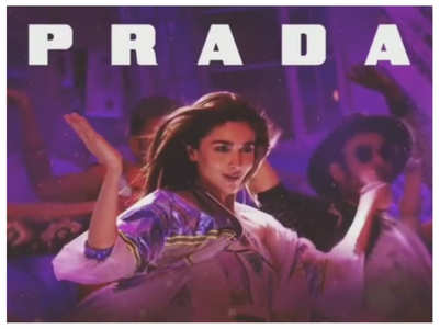 Alia aces in the rehearsal video of 'Prada'