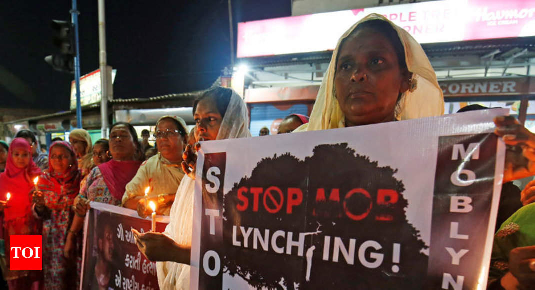 Six accused in Pehlu Khan lynching case acquitted - Times of India