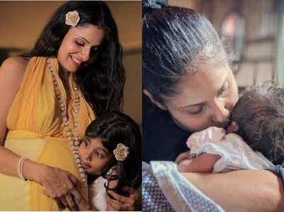 Chhavi: Its my kids' first Raksha Bandhan