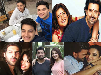 Raksha Bandhan: B-town's lesser-known siblings