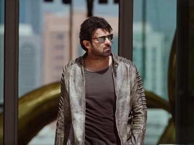 Prabhas shot scenes of 'Saaho' multiple times