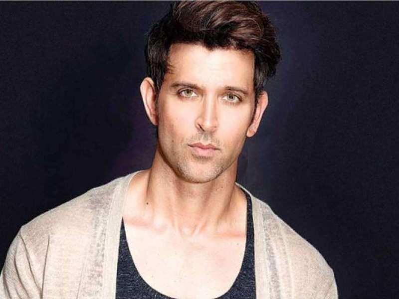 Hrithik Roshan tops the list of 'Top 5 most handsome men in the world';  read details | Hindi Movie News - Times of India