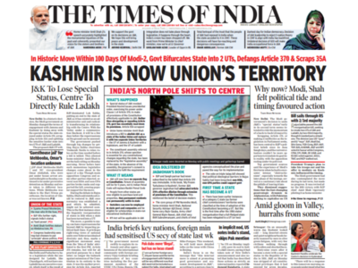 TOI gets even bigger, adds another 1 4 lakh readers as