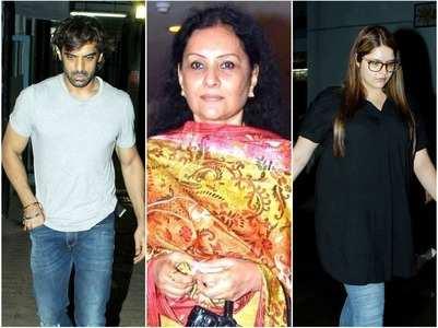 Vidya Sinha funeral: TV stars bid farewell