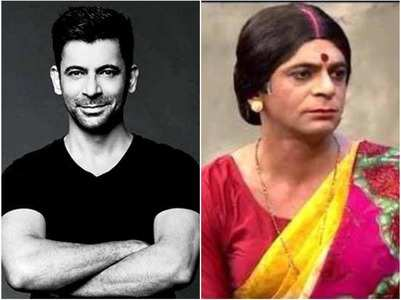 Sunil Grover is back as Rinku Bhabhi; watch