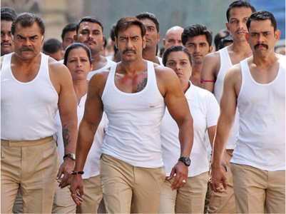 Singham Returns: Team share a throwback video