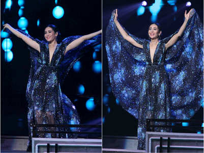 DID7: Karisma Kapoor looks like a dream