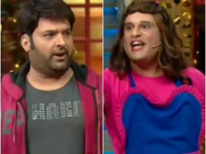 """My home doesn't run because of Kapil"""