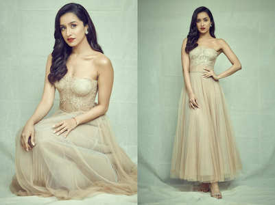 Shraddha Kapoor stuns in this pretty dress