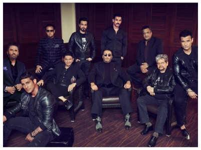 Sanjay Gupta's 'Mumbai Saga' first poster