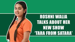 Roshni Walia at the launch of Tara from Satara: Language was a barrier but I took up reading classes
