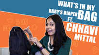 What's In My Baby's Diaper Bag Ft. Chhavi Mittal |Exclusive|