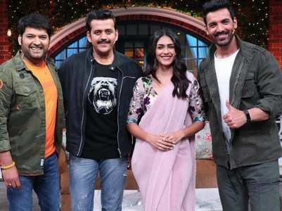 TKSS: Ravi regrets not being part of Gangs...