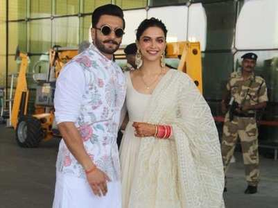 Deepika just called Ranveer as 'Daddie'!