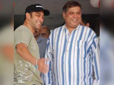 Salman wishes David Dhawan a 'Happy Birthday'