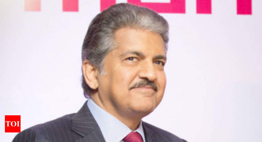 Man asks Anand Mahindra for SUV, gets schooled on definition of 'chutzpah'