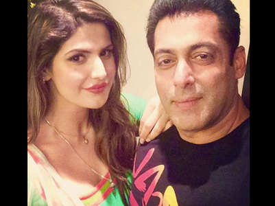 Zareen Khan wants to marry Salman Khan?