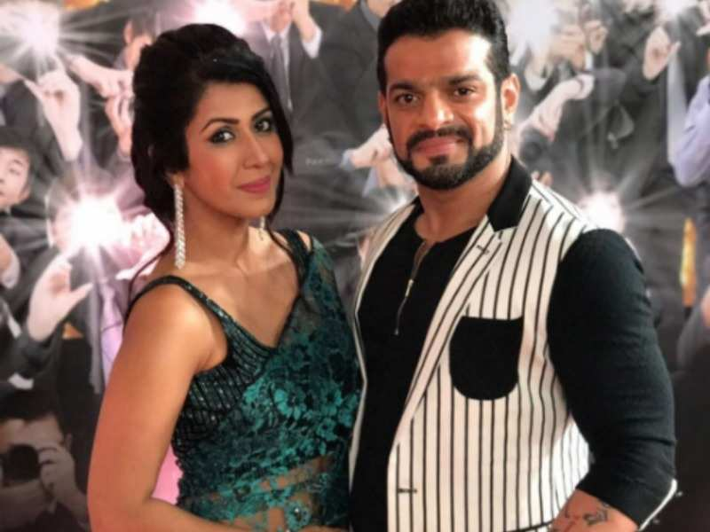 Karan Patel wishes wife Ankita, says 'Happy birthday to the woman who turned my life into a fairytale'