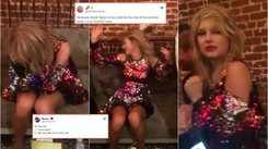 'Drunk Taylor Swift' is internet's new favourite!