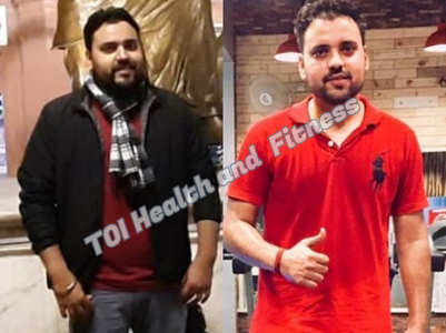 "Weight loss story: ""I was tired of being called petu or golu by my friends"""
