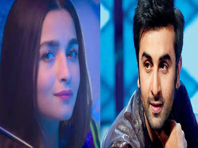 Here's how Ranbir reacted on Alia's 'Prada'