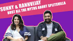 Hosts Sunny Leone and Rannvijay Singha bust all the myths about Splitsvilla