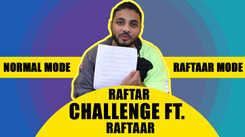 'Raftar' Challenge Ft. Rapper Raftaar |Dance India Dance| |Exclusive|