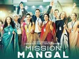 'Mission Mangal' box office collection Day 3: The Akshay Kumar starrer witnesses excellent growth on Saturday