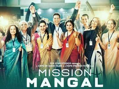 'Mission Mangal' box office collection Day 3