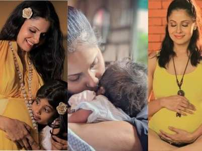Chhavi on breastfeeding, fitness, babies