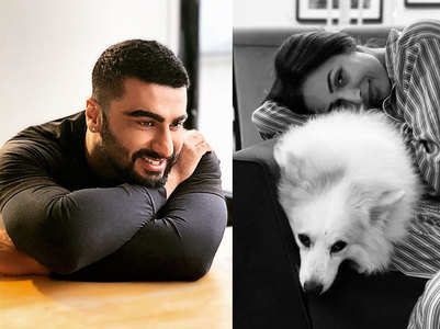 Arjun-Malaika's adorable social media banter