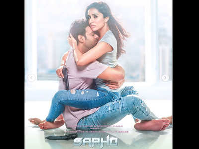 Saaho: Prabhas-Shraddha sizzles in new poster