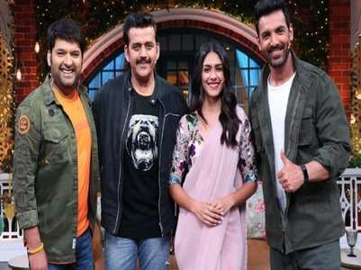 TKSS: Kapil makes a request to Ravi