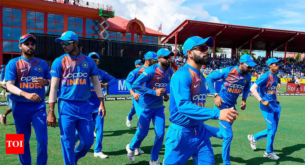 PCB gets email about potential terror threat to Indian cricket team -