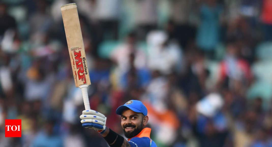 Virat Kohli goes down memory lane on completing 11 years in international cricket