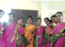 Ladies come together for a traditional Mangalagaur celebration