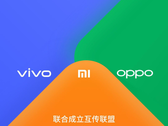 Oppo, Vivo and Xiaomi join hands to launch Apple AirDrop-like file-sharing feature