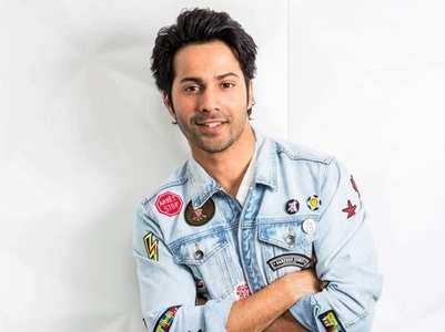 Watch: Varun in his stylish Coolie No.1 look