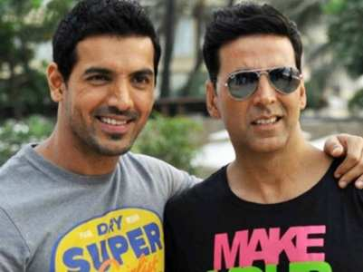 Batla House success: Akki's sweet note for John