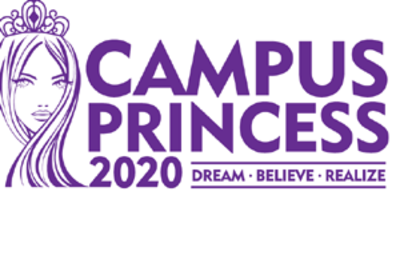 APPLY NOW! Campus Princess 2020 Event Calendar