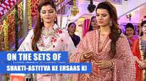 Shakti-Astitva Ke Ehsaas Ki: Soumya celebrates Mahi's god-bharai