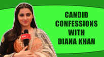 Candid Confessions Ft. Diana Khan |Bahu Begum| |Exclusive|
